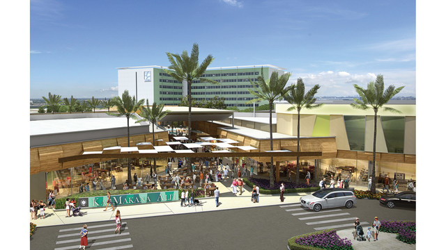 'Luxury' multiplex to be built in new West Oahu shopping mall