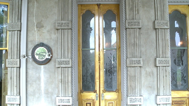 Shattered iolani palace glass replaced after more than a year khon planetlyrics Image collections
