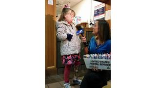 New York girl who lost her family in fire asks for Christmas