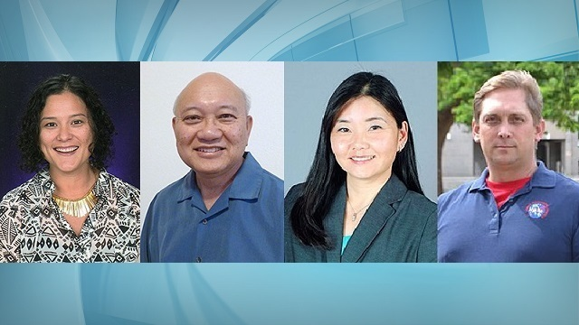 Hawaii teachers receive national Presidential Award for Excellence