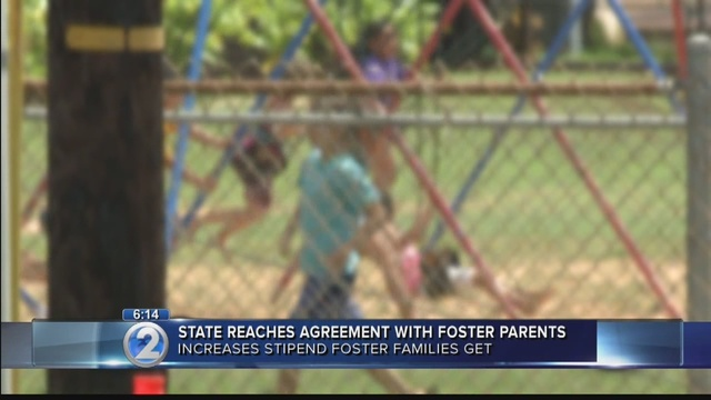 State Reaches Settlement With Foster Parents Over Stipend Increases