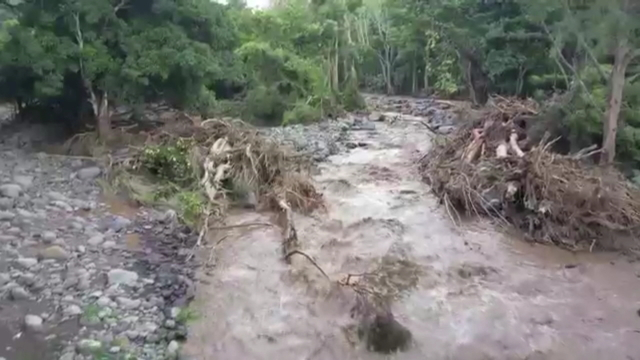 West Maui residents dealing with flooding caused by release of debris