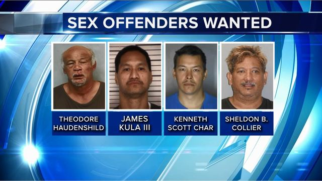 Location sex offenders