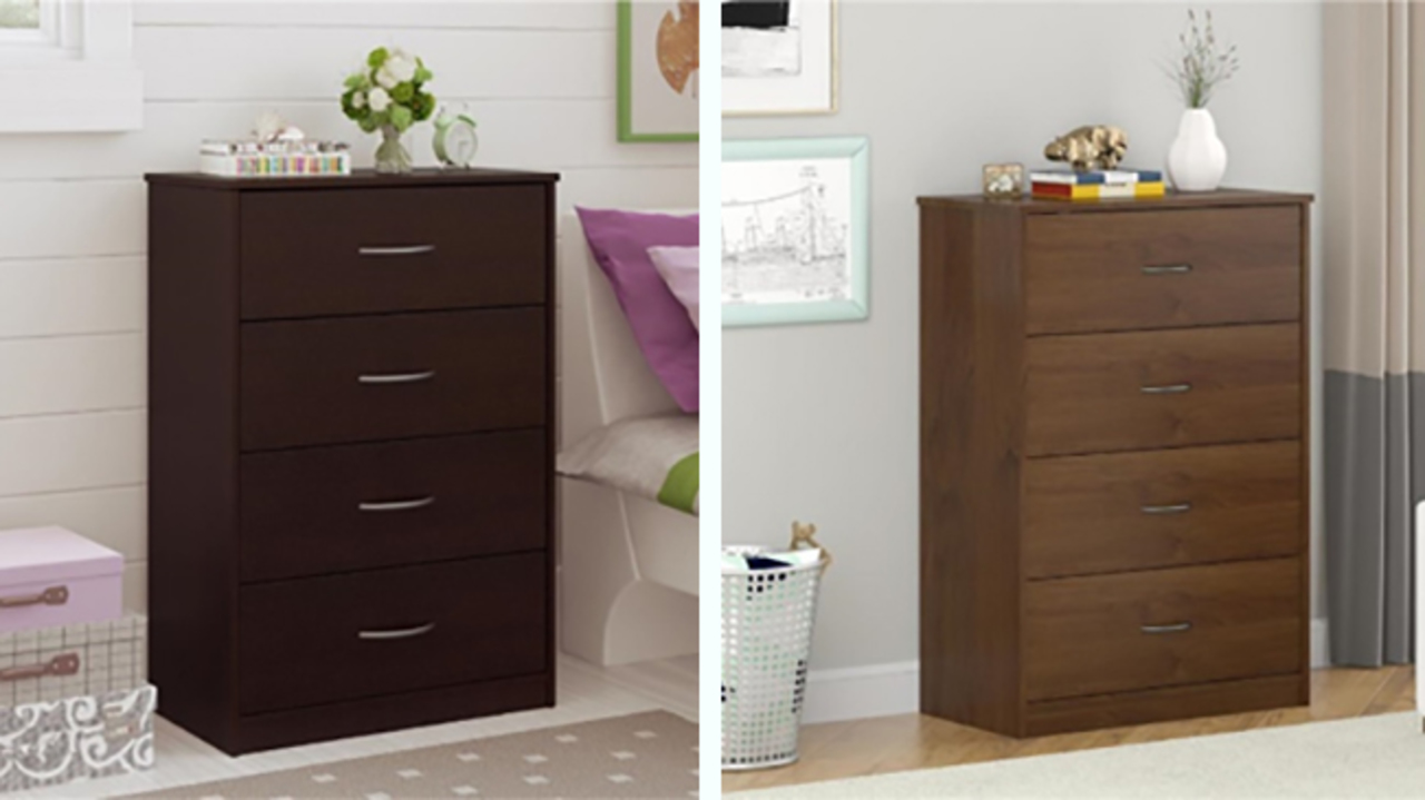 More Than A Million Dressers Sold At Walmart Recalled Over Instability  Concerns