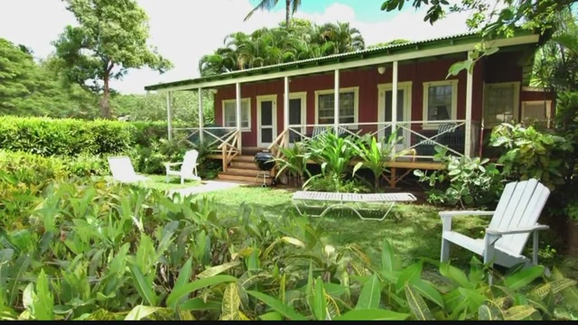 tour ll with quiet waimea cottage oceanfront a michelle plantation unlike experience serene in kruse away on february cottages the any house western staying be other lovely you retreat lisa coast hidden
