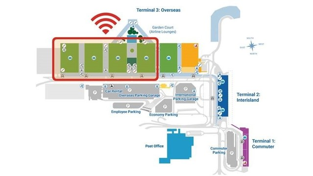 Travelers can now enjoy free WiFi at Honolulu airport KHON