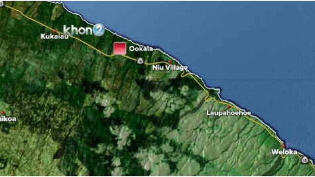 DOH warns public to stay out of Alaialoa Gulch on Hawaii Island