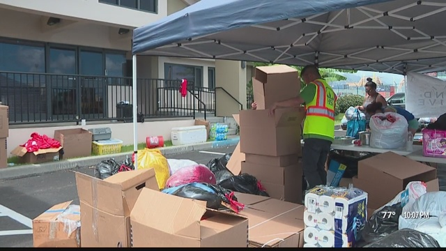 Pasha Hawaii, Stevedores to hold second donation drive