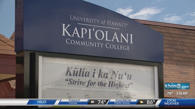Free tuition offered for future medical assistants through Queen's, Kapi'olani CC
