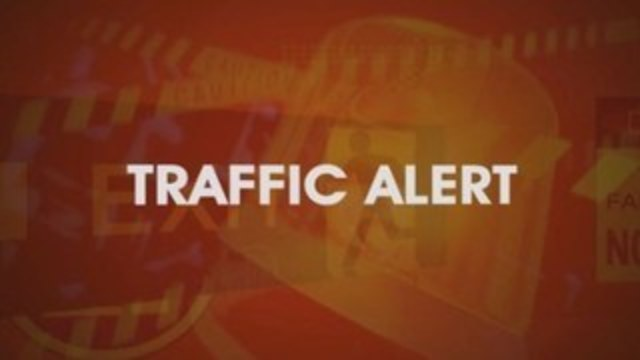 Kamehameha Highway at Waikane Stream shut down in both directions due to flooding