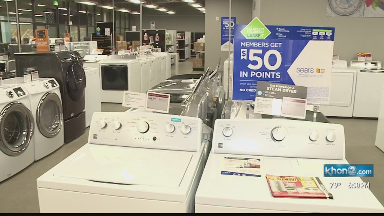 State says residents need to be careful as Sears heads into bankruptcy