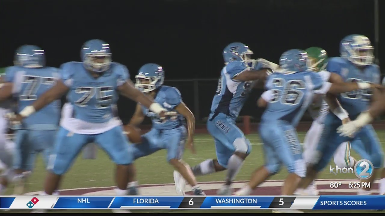 Saint Francis Football Team Forfeits Undefeated Season Due To