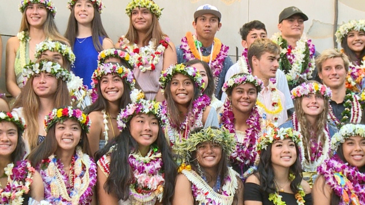 Nearly 70 From Hawaii Sign On National Letter Of Intent Signing Day
