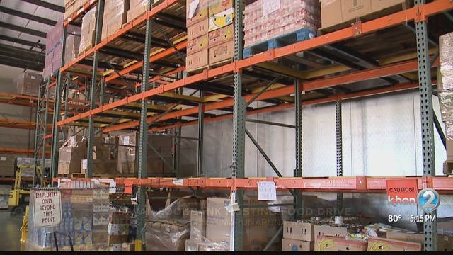 American Heart Association and Hawaii Foodbank team with businesses for healthy food drive