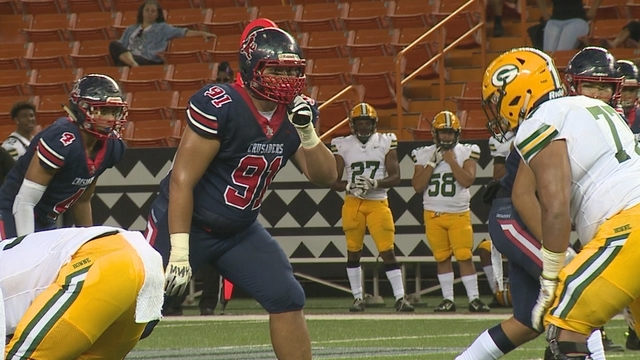 Faatui Tuitele named finalist for Polynesian High School Player of the Year