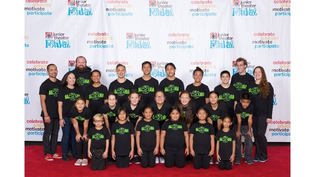 Lanai students win national awards at Junior Theater Festival West