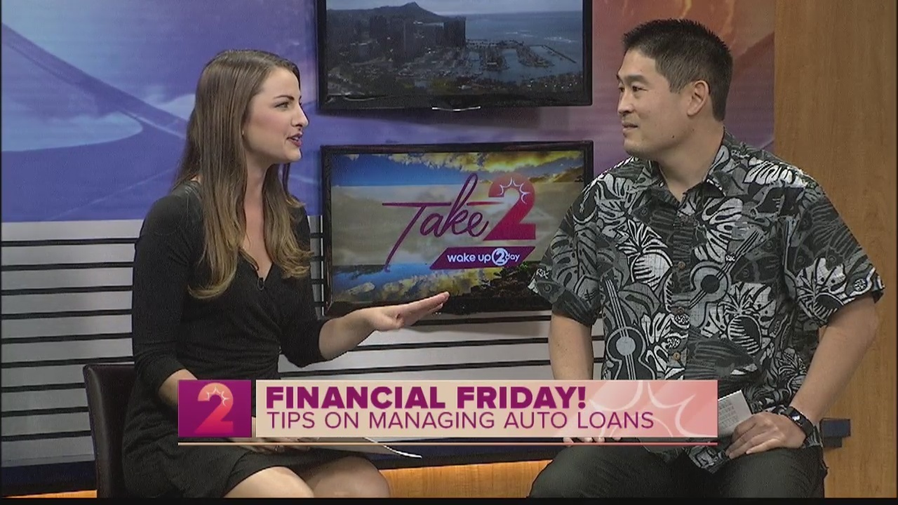 Financial Friday: Tips on managing auto loans