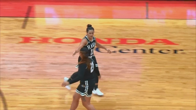 Rainbow Wahine lost lead, fall in Big West title game