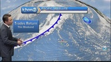 Trade winds to cool off the islands this weekend