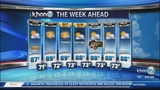 Trade winds expected to return by Friday, with windward and mauka showers