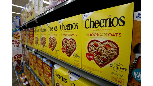 Popular cereals may be contaminated with weed killer